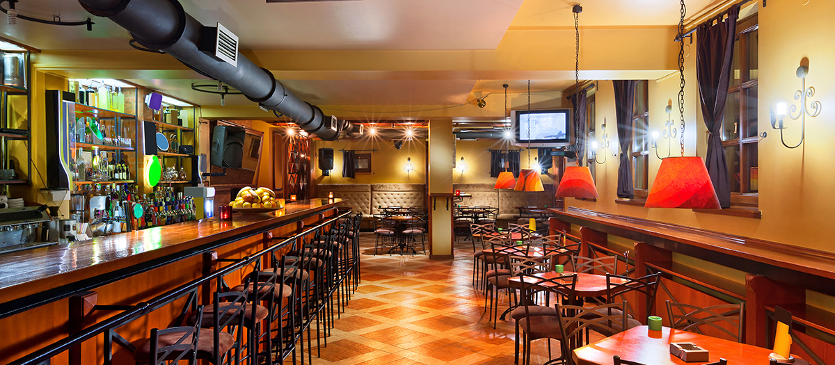 header space commercial restaurant